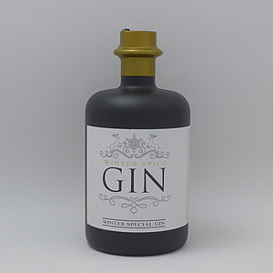 Winter Spice Gin